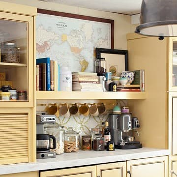 New Years Resolution- create a coffee bar!