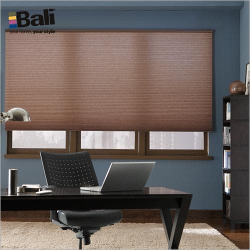 Bali DiamondCell Light Filtering Honeycomb Shades