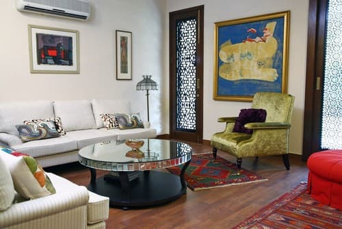 Eclectic Living Room by Other Metro Interior Designers & Decorators Preeti Knowles