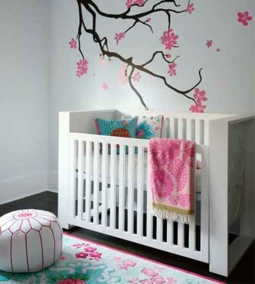Nursery Wall Decals - A safer choice