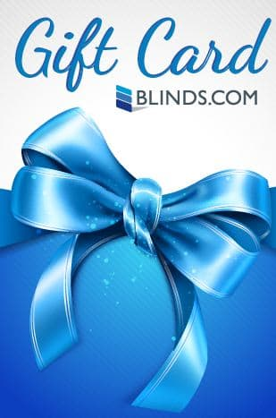 Blinds.com gift certificate