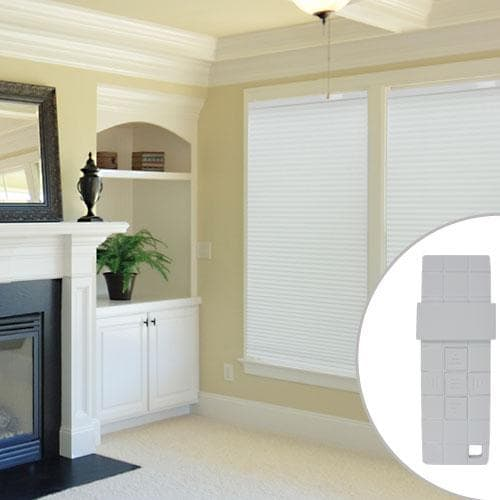 Blinds.com Motorized Cellular Shades