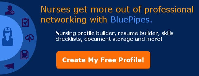 9 Mistakes to Avoid on Your Nursing Resume » BluePipes Blog - free nursing resume builder