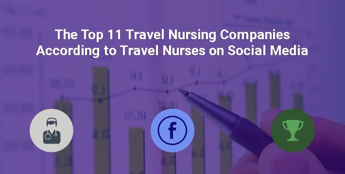 The Top 11 Travel Nursing Companies According to Travel Nurses on