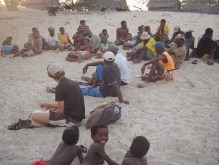 Village meetings are the first step for all efficient mangrove reserve