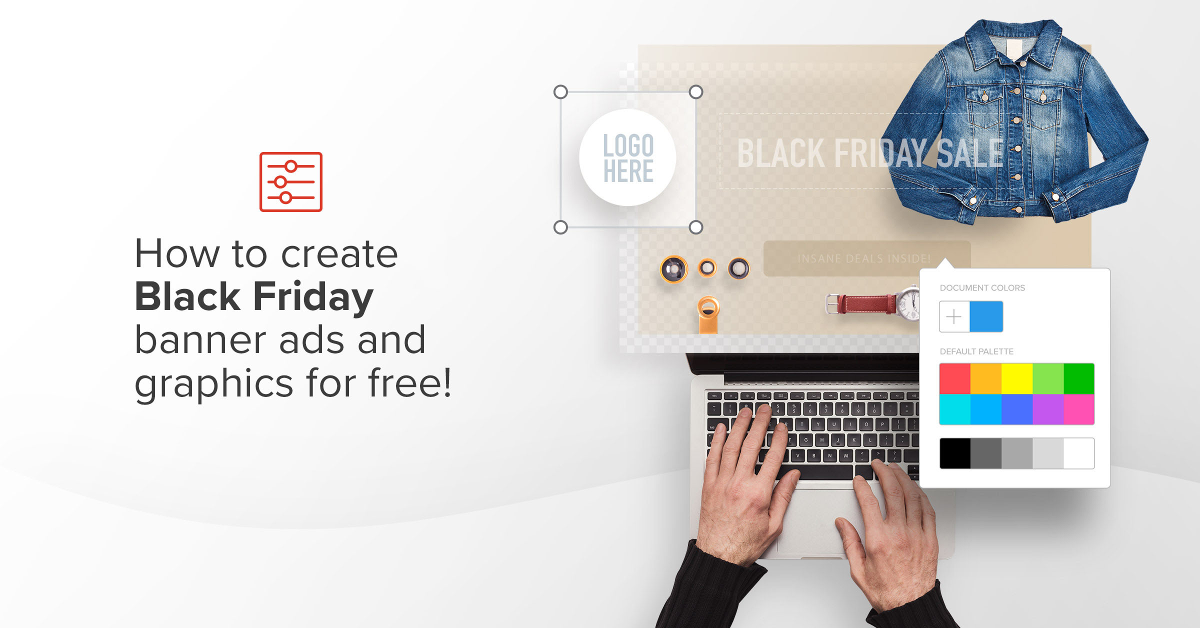 Black Friday 2018 Statistics Data From Across Shopify How To Create Black Friday Banner Ads And Graphics For Free