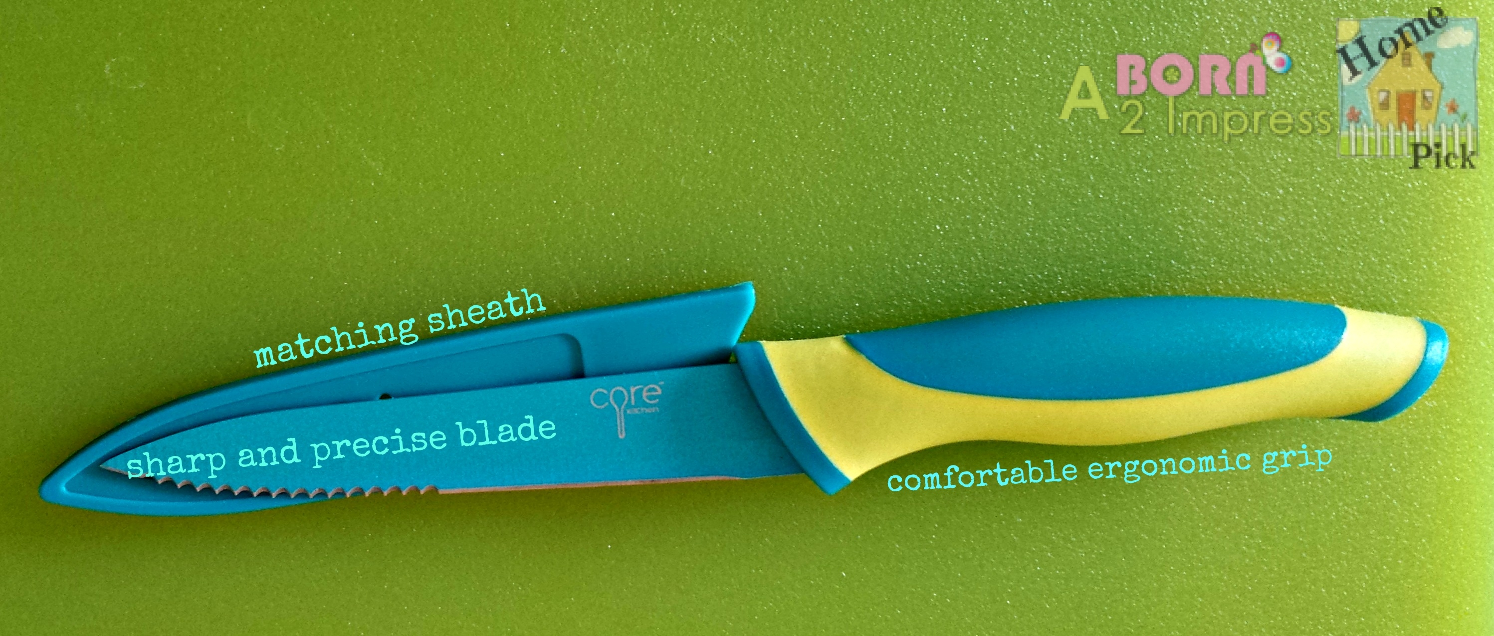 core kitchen knives review giveaway born impress japanese kitchen knives review kitchen zone
