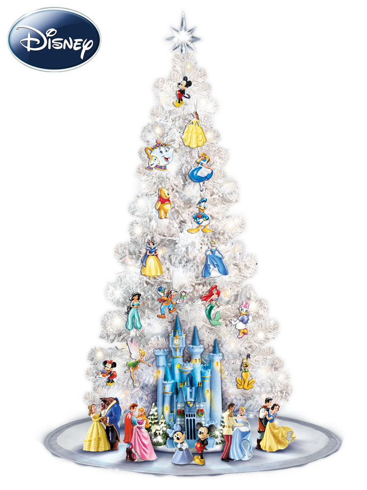 Start a Holiday Tradition with Unique Christmas Decorations - disney christmas decorations