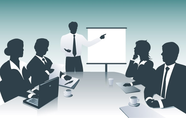 Business Presentation Marketing
