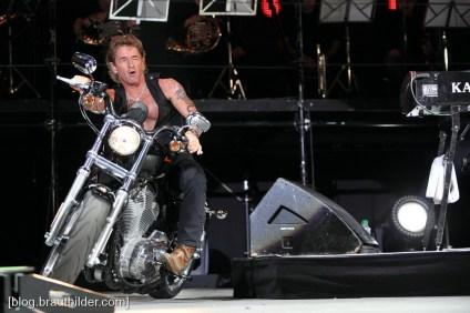 Peter Maffay - Harley Davidson
