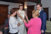 Das Ja-Wort im Schuerstabhaus! Der Hochzeitsfotograf macht die Fotos.