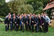 Lustige Gruppenbilder von Eurem Hochzeitsfotografen im Laeidlhuf.