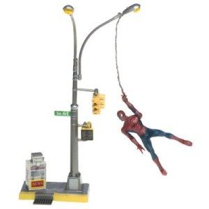 Spider-Man: The Movie Series 2 > Web Swinging Spider-Man Action Figure