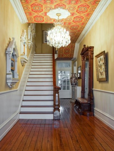 Wallpaper for the Ceiling – Brewster Home