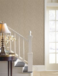 Make it Modern with Wallpaper  Brewster Home