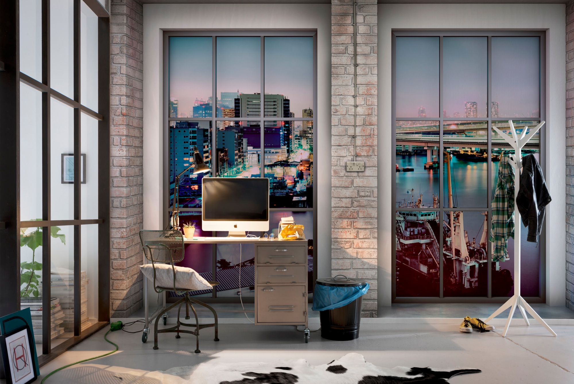 3d Faux Stone Wallpaper 15 Murals To Make Your Studio Apartment A Masterpiece