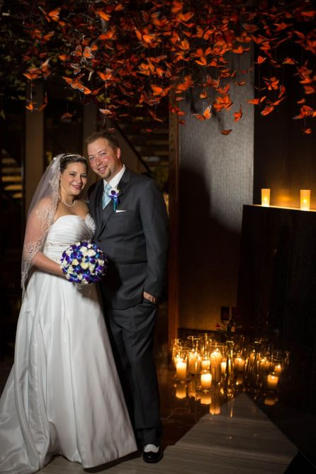Outstanding Las Vegas Wedding for Lindsay & Michael Captured by Ella Gagiano