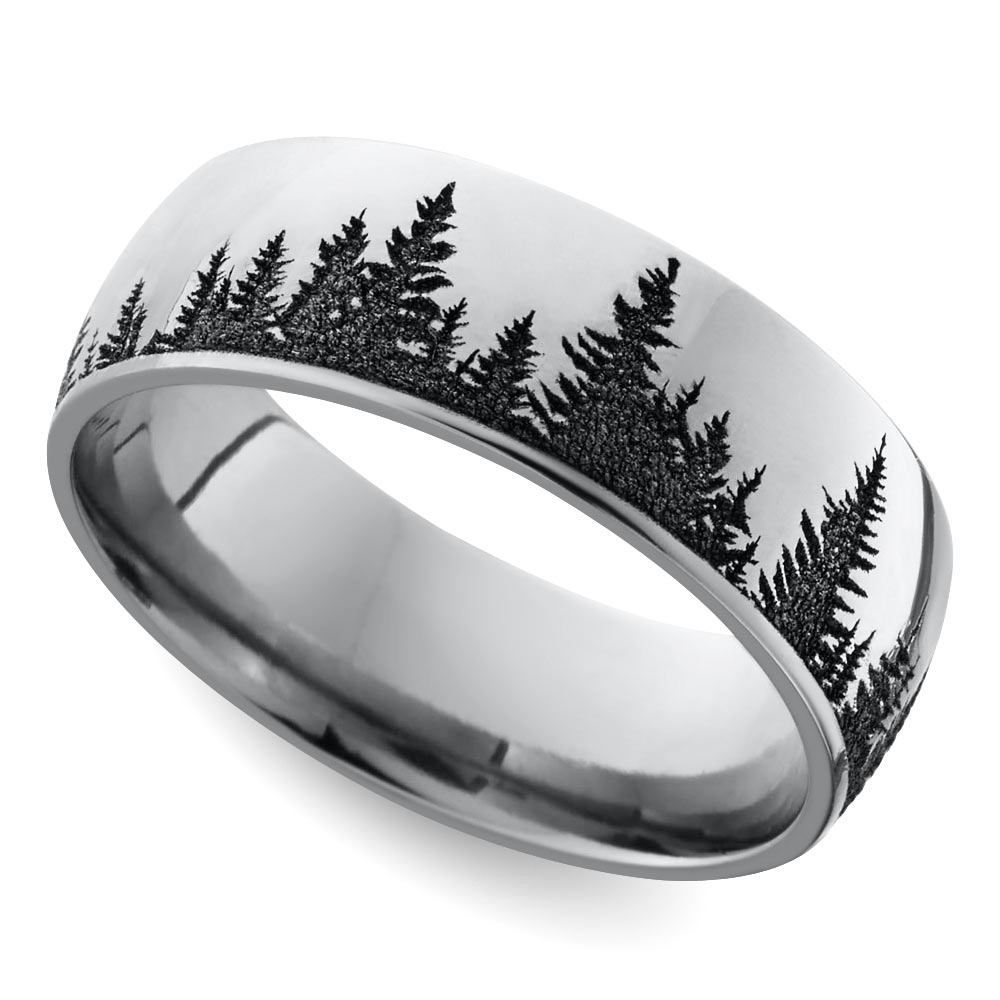 best of gallery of guy wedding bands - engagement ring ideas