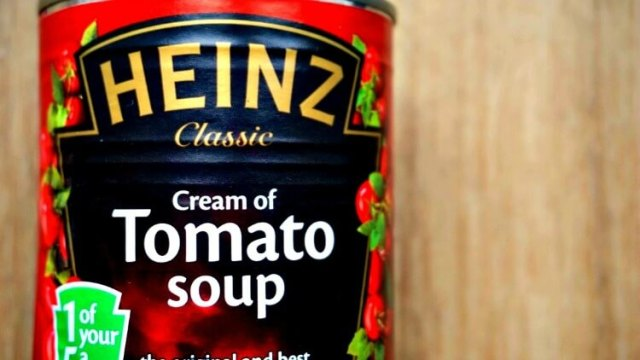 Heinz Cream of Tomato Soup Tin
