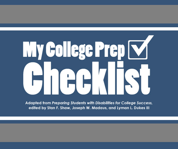 How to Prepare Students with Disabilities for College A Timeline of - college success tips