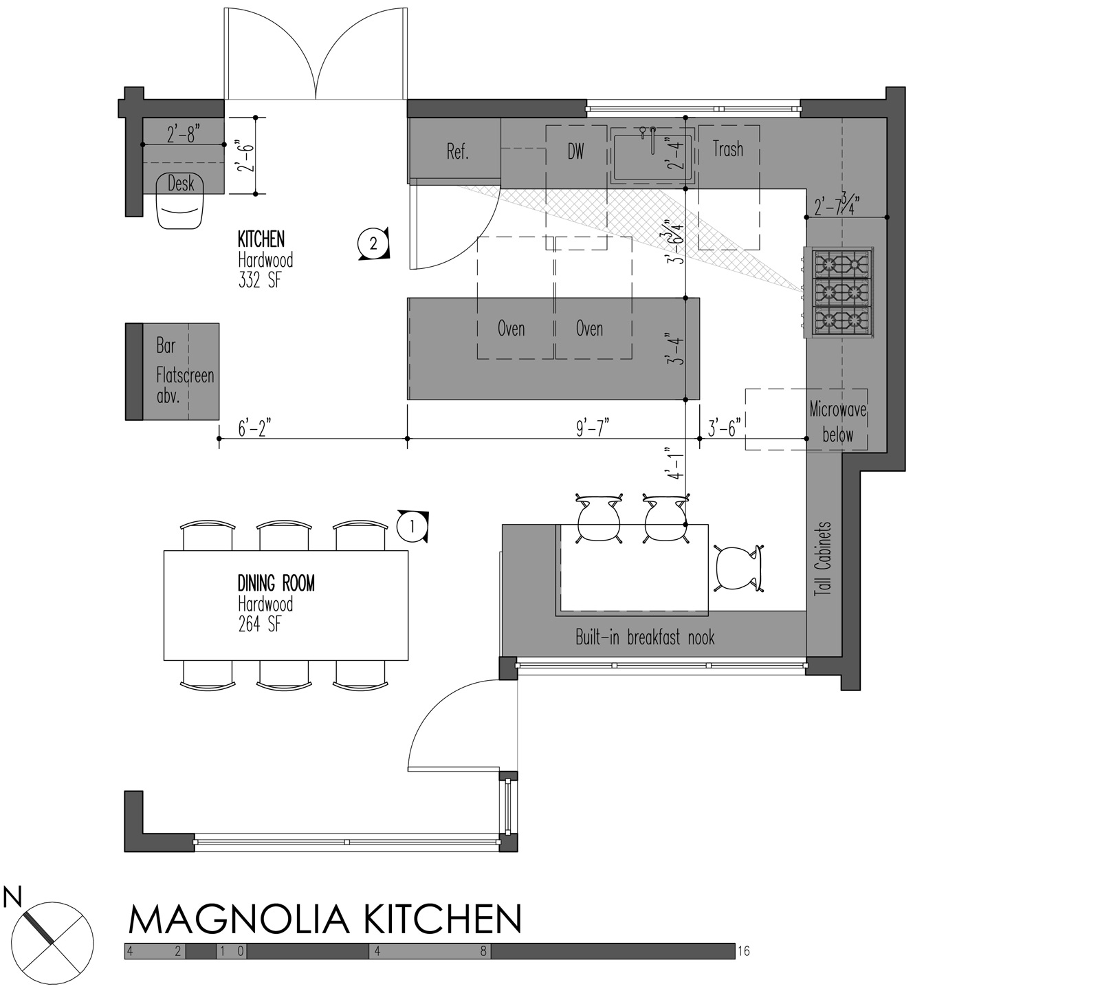 Modern Kitchen Design Plans 5 Modern Kitchen Designs Principles Build Blog