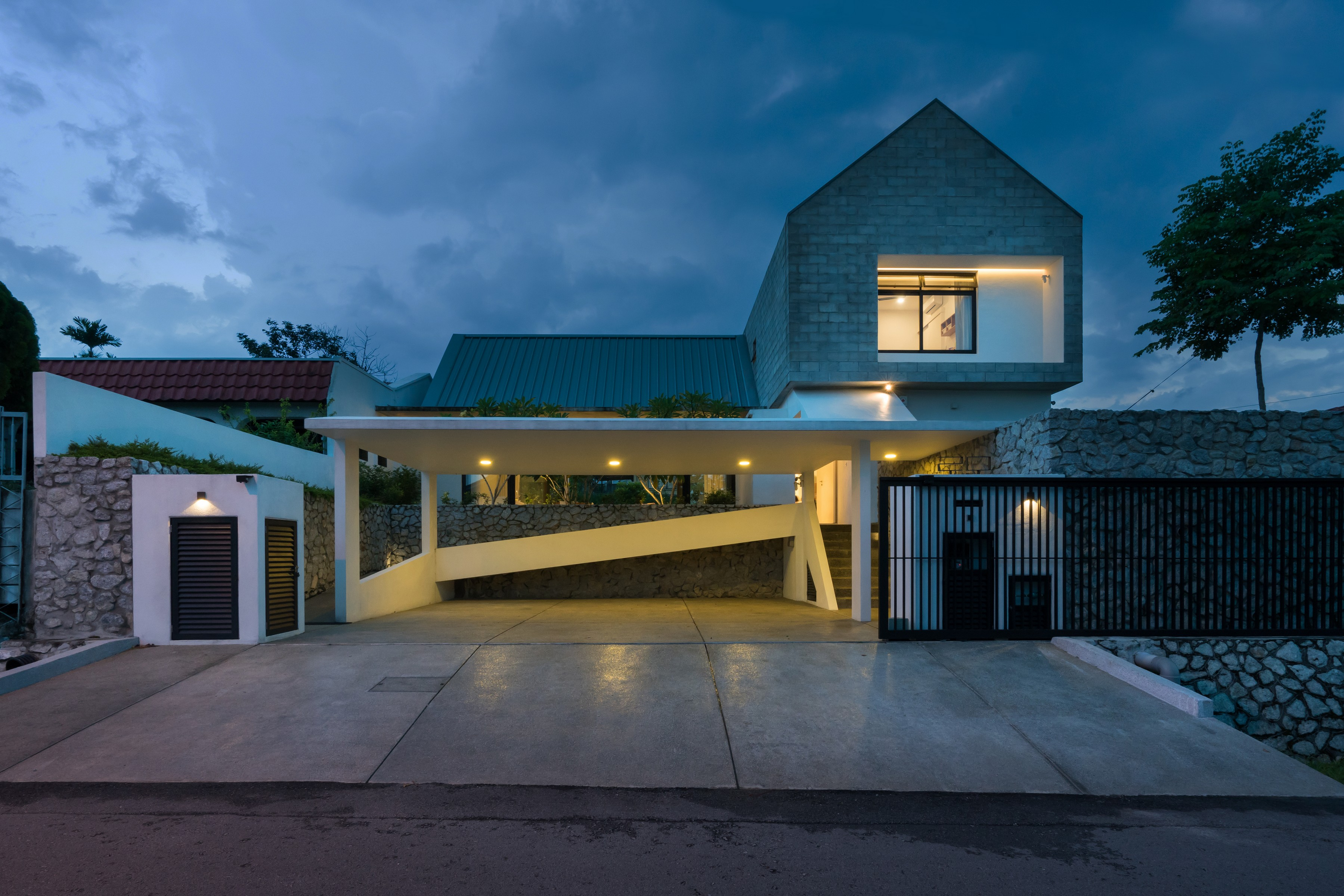 Architectural Designs 5 Unique Homes With Green Architectural Designs In Malaysia