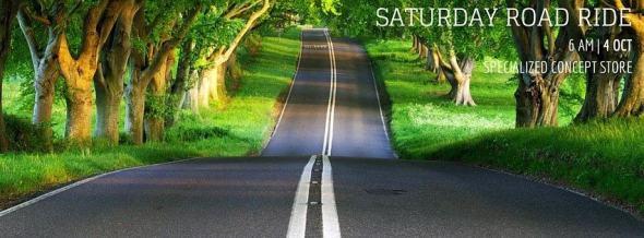 Saturday road ride - small