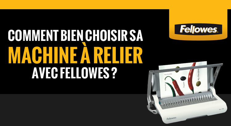 Reliures Fellowes