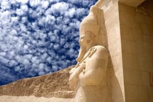 Egipto Templo de la Reina Hatshepsut