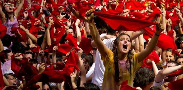 Significado pañuelo rojo