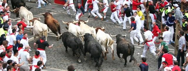 Encierros San Fermín