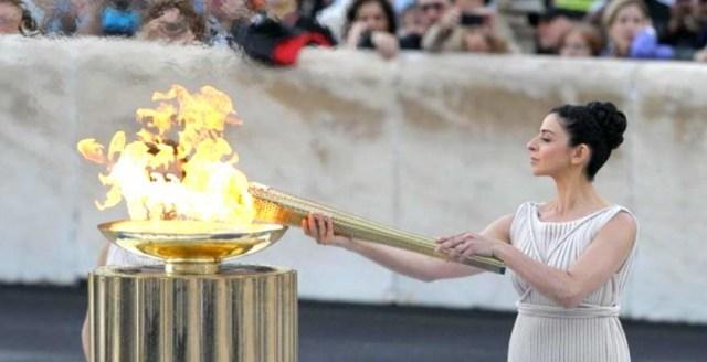 Llama olímpica Río