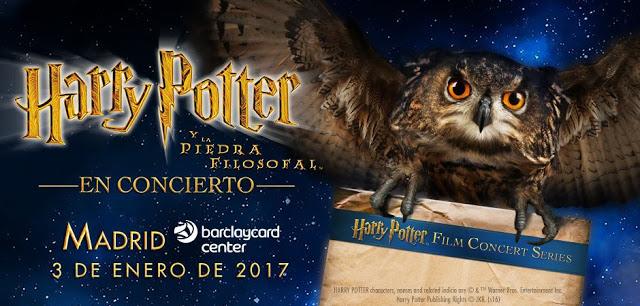 Concierto Harry Potter Mad