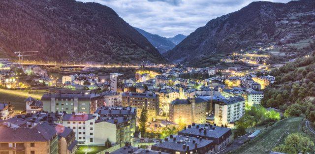 Una noche en Andorra