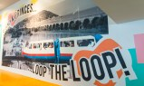 Minehead's new Diner - Loop The Loop