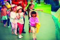 Bonnies Easter Bonnet Parade