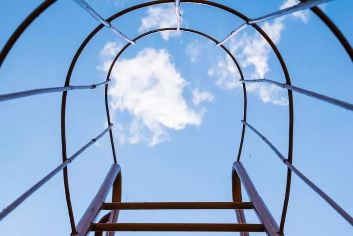Cages On Fixed Ladders A Safety Concern Ansi Blog