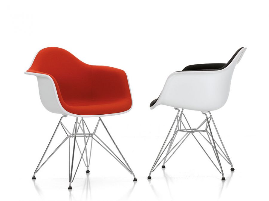 Eames Chair Grau Das Multitalent Eames Plastic Side Chair