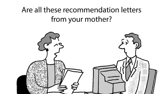 How You Should Be Asking For a Letter of Recommendation