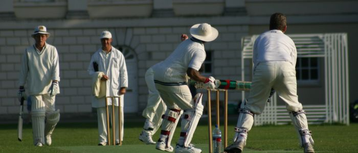 Stop studying, we\u0027re playing cricket - behavioural economics