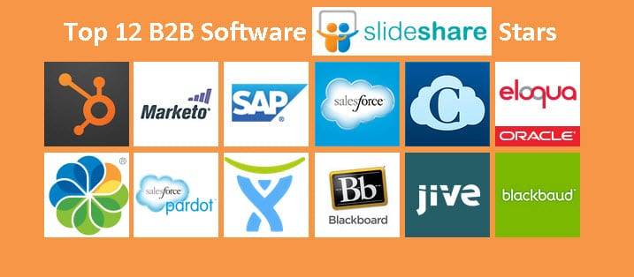 The 12 Best B2B Slideshare Stars in the Software Industry - Capterra
