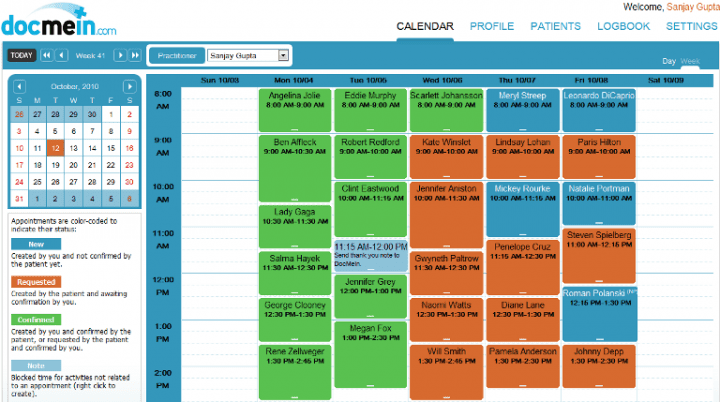 Add Calendar Appointment Google Calendar The Top 7 Free Medical Scheduling Software Systems