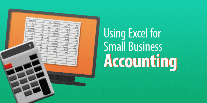excel business accounting