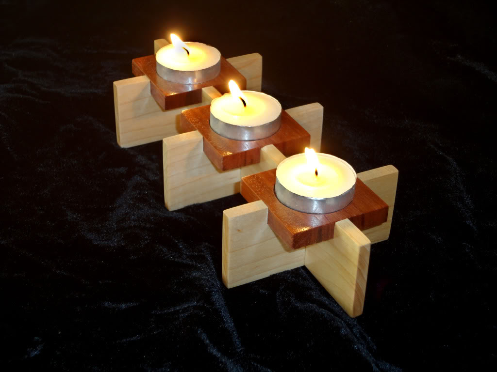 Cool Candle Holders Woodworking Gift Ideas Carbide Processors Blog