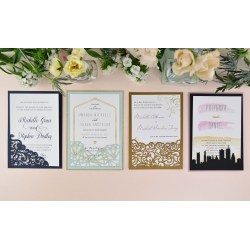 Affordable Your Diy Wedding Invitations Diy Wedding Invitations Template Diy Wedding Invitations On Microsoft Word How To Use Laser Slide Cards