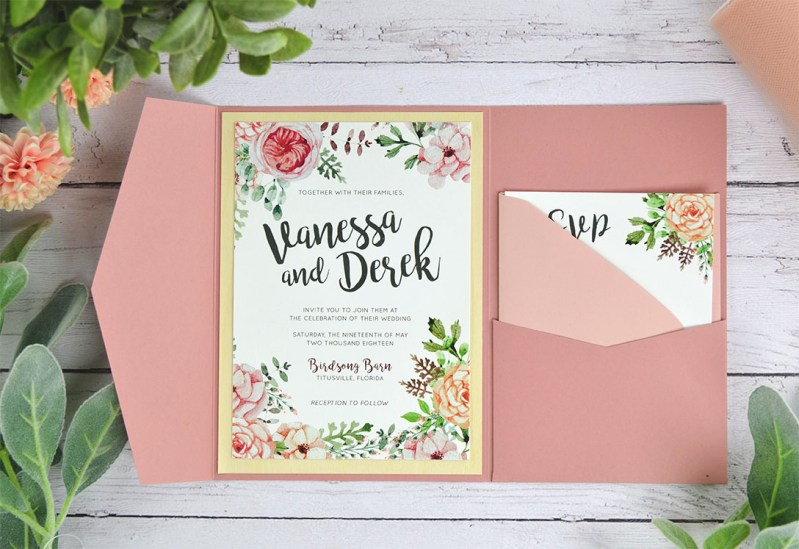 Large Of Rustic Wedding Invitations