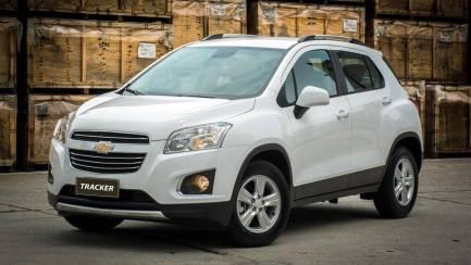 SUVs Chevrolet Tracker