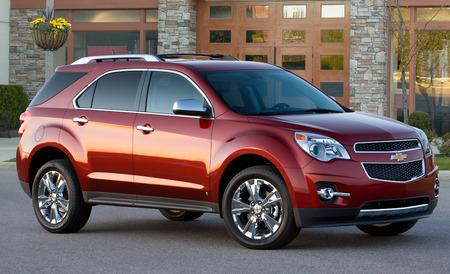 Stand Out With the Chevy Equinox