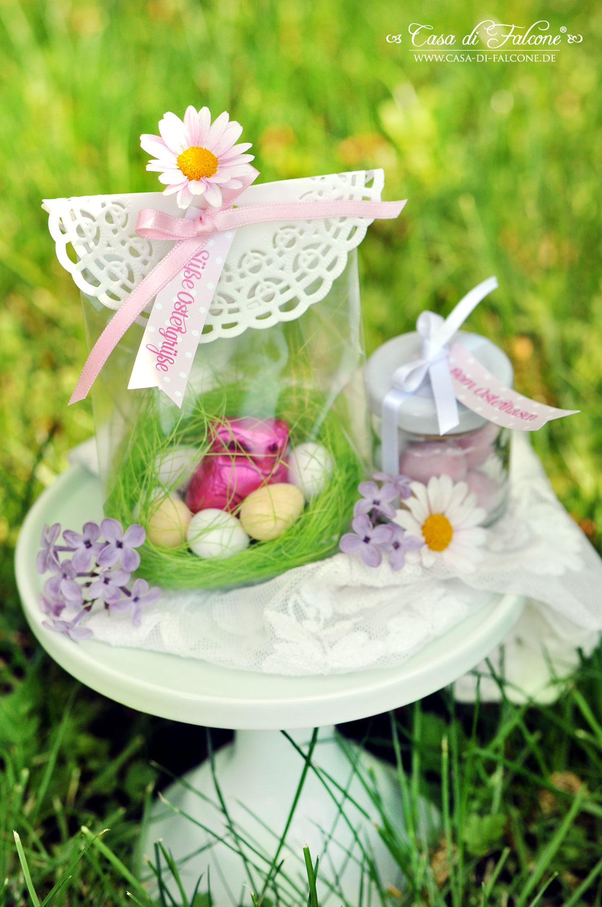 Geschenke Aus Der Küche Für Ostern | Ostern Präsentkorb Geschenkkorb