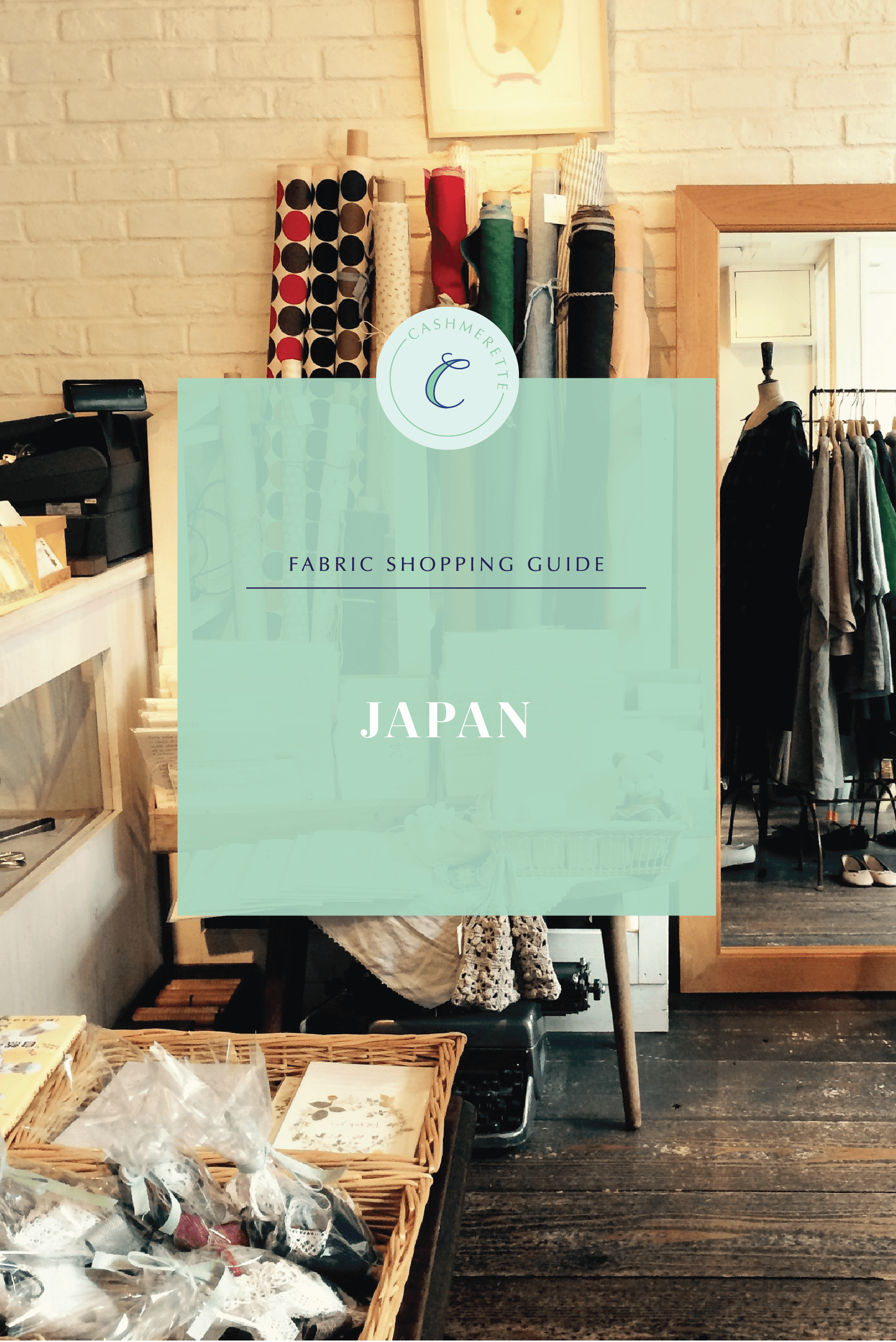 Sofa Tax Japan Guide To Fabric And Yarn Shopping In Japan Cashmerette